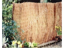 Thatched Reed Screening